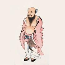 illustration Un des 8 trésors du Qi-Gong