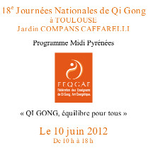 illustration Journée nationale de Qi Gong à Toulouse